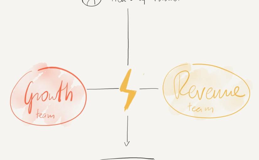 Hipotetyczny model działu produktowego